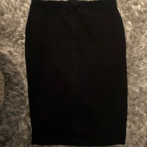 Boohoo Plus Skirts - Boohoo Plus Belle MIDI Skirt in Black. Us Size 16
